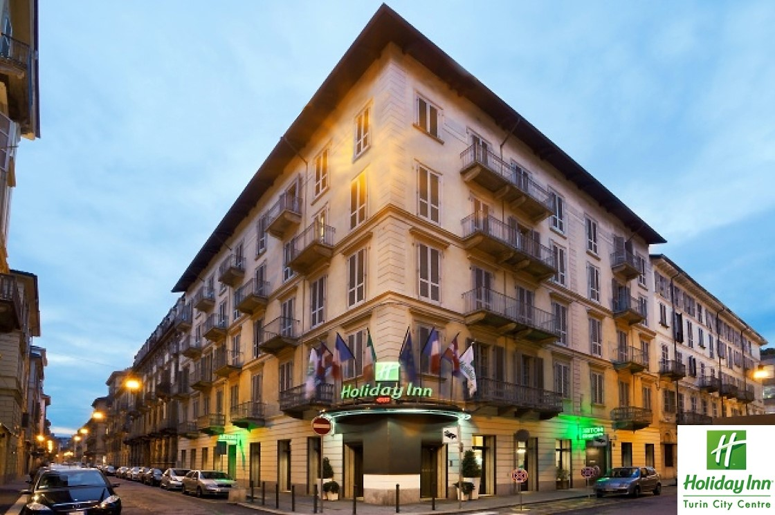 7 - Hotel Holiday Inn Turin City Center